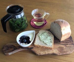 パンとドリンク1